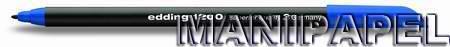 ROTULADOR Mod. 1200 ED1200N Negro Redonda 1