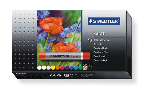 PASTELES AL OLEO KARAT ST2420c12 12