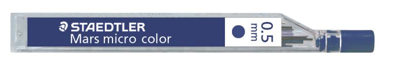 MINA MARS COLOR (12 unidades) ST25405-3 Azul