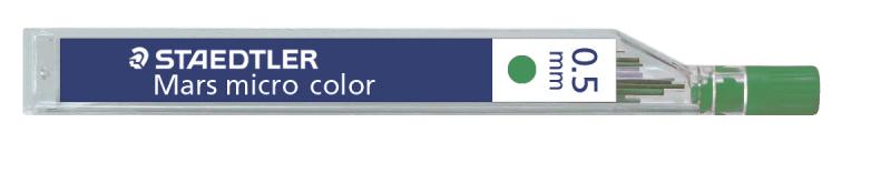MINA MARS COLOR (12 unidades) ST25405-5 Verde