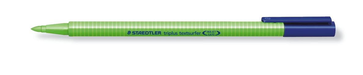 MARCADOR TRIPLUS ST362-5 Verde