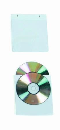 FUNDAS CD ib479c2 2 CDs, 2 taladros 50