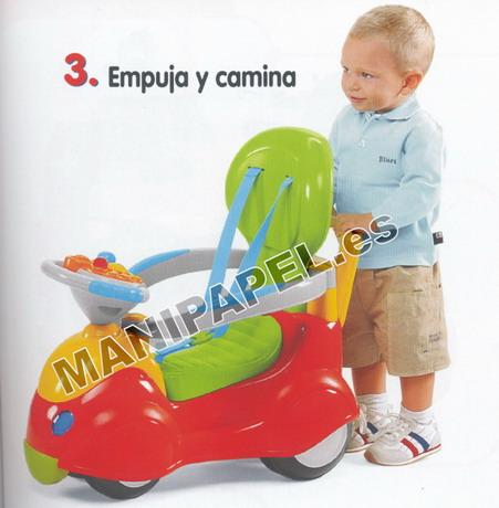 CORREPASILLOS 4 EN 1 CHI-67068
