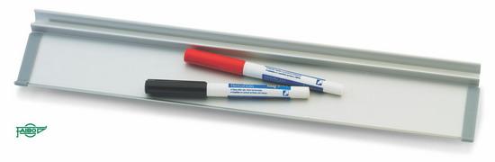 CAJETINES PARA PIZARRAS 61-100 100 cm Aluminio