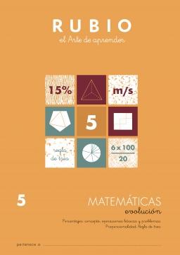 MATEMATICAS EVOLUCION DE EV1 A EV6 MEV1 7 a 9 años 84-85109-80-5 matematicasevolucionev1