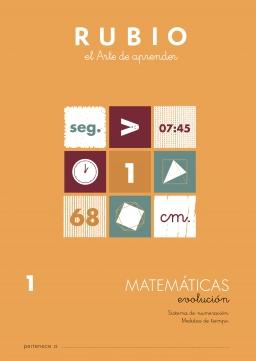 MATEMATICAS EVOLUCION DE EV1 A EV6 MEV2 9 a 11 años 84-85109-81-3 matematicasevolucionev2
