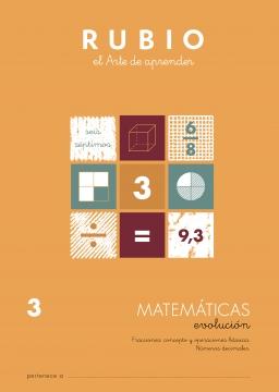 MATEMATICAS EVOLUCION DE EV1 A EV6 MEV4 9 a 11 años 84-85109-83-x matematicasevolucionev4