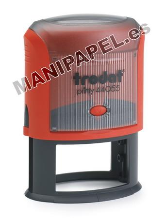 PRINTY ORDENADOS POR TAMAÑO MULTICOLOR NP-44055 NP 44055 Ovalada 55mm 35mm