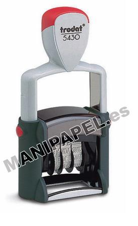 MODELO PRO CON FECHADOR 5430 4 PRO 5430 Rectangular 41mm 24mm