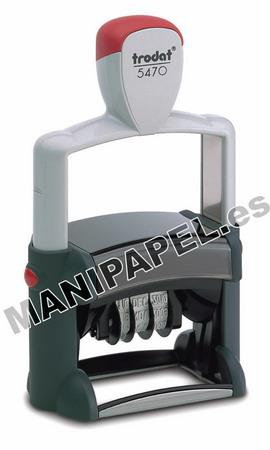 MODELO PRO CON FECHADOR 5470 4 PRO 5470 Rectangular 60mm 40mm