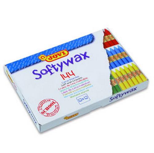 CERAS SOFTYWAX J939 SURTIDO 144 Pack