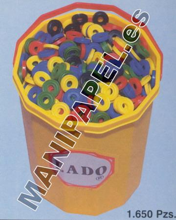 ENSARTABLES DISCOS LADO431 1650 PIEZAS