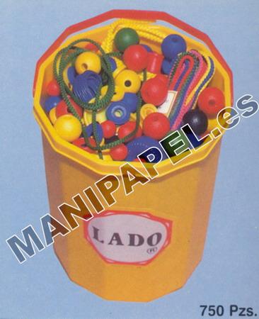 ENSARTABLES MIXTOS LADO434 Mixto 750 PIEZAS