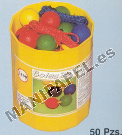 ENSARTABLES BOLAS LADO436 25 mm 50 PIEZAS