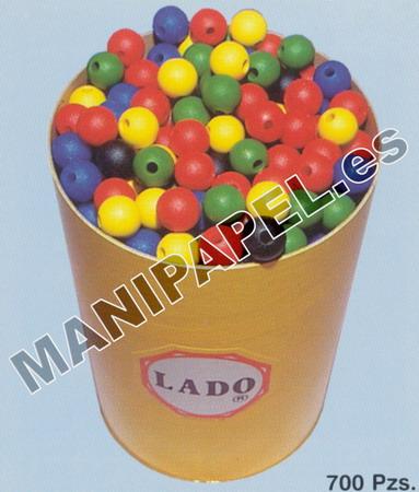 ENSARTABLES BOLAS LADO437 25 mm 700 PIEZAS