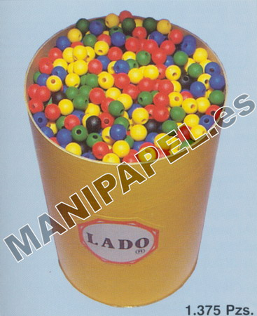 ENSARTABLES BOLAS LADO442 20 mm 1300 PIEZAS