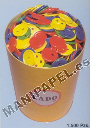 ENSARTABLES BOTONES LADO466 1500 PIEZAS