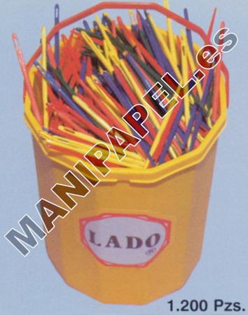 AGUJAS GRANDES LADO469 1500 PIEZAS