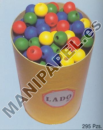 ENSARTABLES BOLAS LADO492 34mm 295 PIEZAS