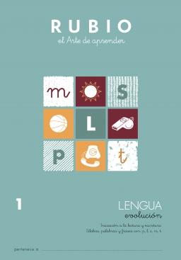 LENGUA EVOLUCION DE LEV1 A LEV6 LEV1 5 a 7 años 84-85109-88-0 lenguaevolucionlev1