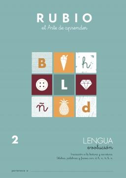 LENGUA EVOLUCION DE LEV1 A LEV6 LEV2 5 a 7 años 84-85109-89-9 lenguaevolucionlev2