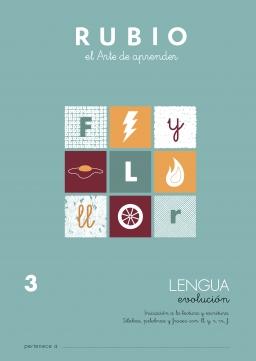 LENGUA EVOLUCION DE LEV1 A LEV6 LEV3 5 a 7 años 84-85109-90-2 lenguaevolucionlev3