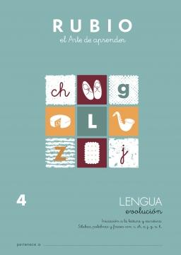 LENGUA EVOLUCION DE LEV1 A LEV6 LEV4 5 a 7 años 84-85109-91-0 lenguaevolucionlev4