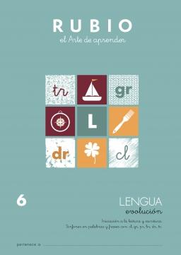 LENGUA EVOLUCION DE LEV1 A LEV6 LEV6 5 a 7 años 84-85109-93-7 lenguaevolucionlev6