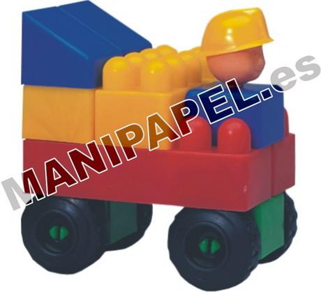 BLOCKS 300 PIEZAS MINI-32315