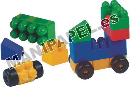BLOCKS SÚPER 150 PIEZAS MINI-32334