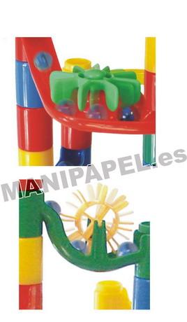 MARBOLOUS 36 PIEZAS MINI-94103
