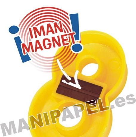 NÚMEROS MAGNÉTICOS (324 unidades) MINI-97916