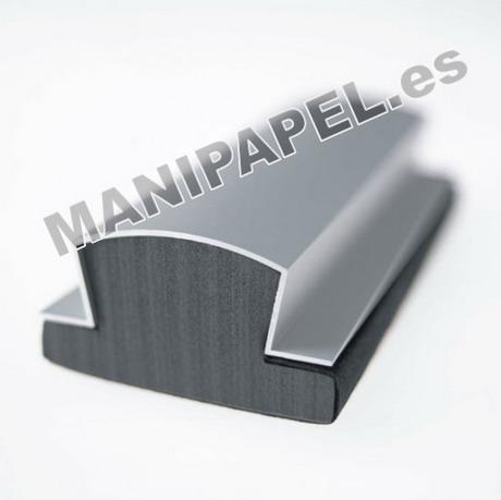 BORRADORES DE ALUMINIO PARA PIZARRA SIS-7006 Aluminio Magnético