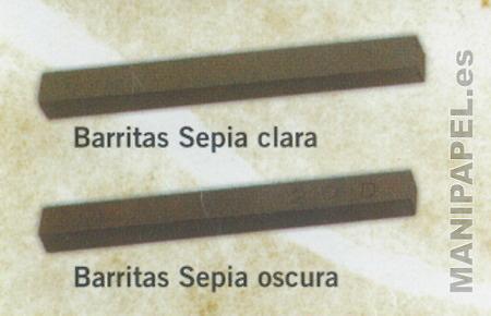 BARRITAS SEPIA (12 unidades)