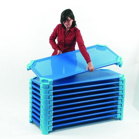cama infantil apilable 5 unidades mobiliario camas de guarder a manipapel. Black Bedroom Furniture Sets. Home Design Ideas