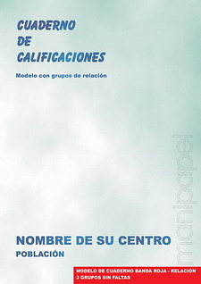 CUADERNO DE PROFESOR CON GRUPOS DE RELACIÓN