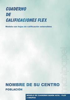 CUADERNO DE PROFESOR CON GRUPOS EXTENSIBLES
