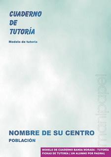 CUADERNO DE PROFESOR TUTORÍA