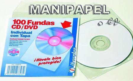 FUNDAS CD