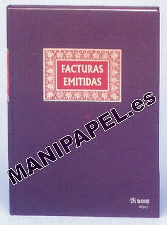 LIBRO REGISTRO DE FACTURAS