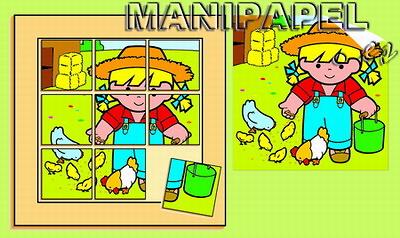 MIS PRIMEROS PUZZLES (2+) 9 PIEZAS