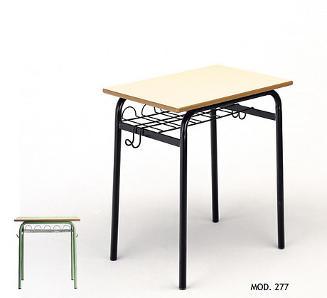 PUPITRE ESCOLAR TABLERO 60X50 cm