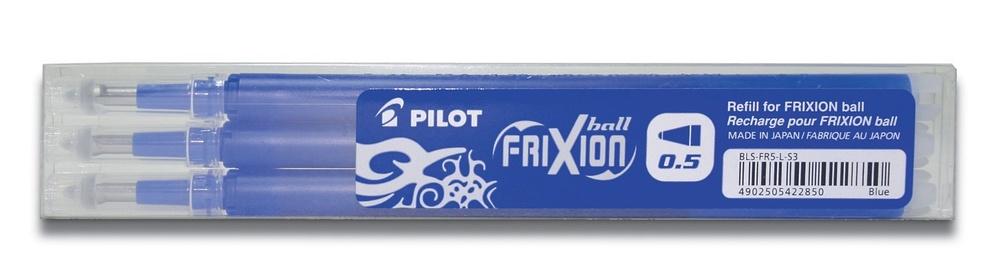 RECAMBIO PILOT FRIXION AZUL