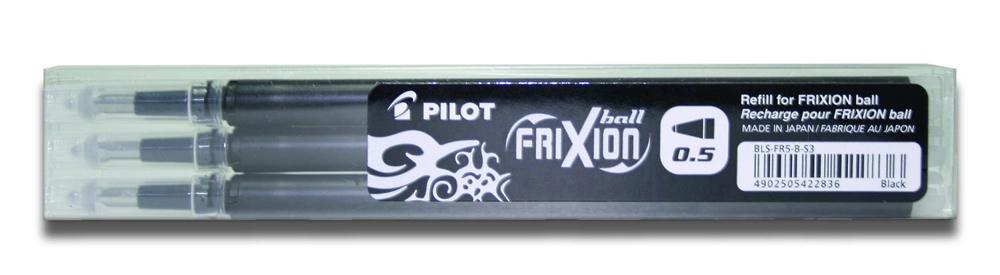 RECAMBIO PILOT FRIXION NEGRO