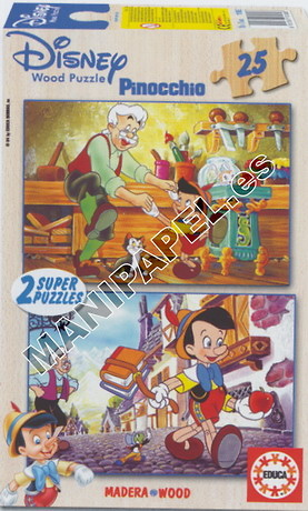 SUPER PUZZLES DISNEY 25 PIEZAS