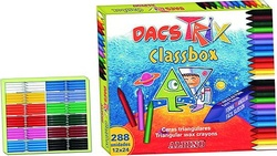 CERAS DACSTRIX ECONOMIC PACK (288 unidades)