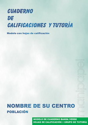 CUADERNO DE PROFESOR SIMPLIFICADO+TUTORÍA