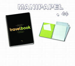 CUADERNO TRAVELBOOK