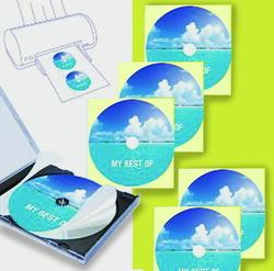 ETIQUETAS CD Y DVD