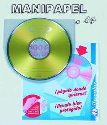 FUNDAS ADHESIVAS CD